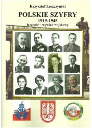 Polskie szyfry 1919-1945 łączność - okładka książki