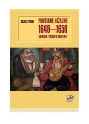 Powstanie kozackie 1648-1658. Studium - okładka książki