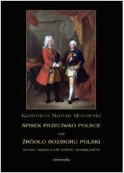 Spisek przeciwko Polsce, czyli - okładka książki