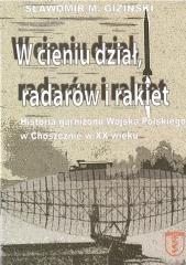 W cieniu dział, radarów i rakiet - okładka książki