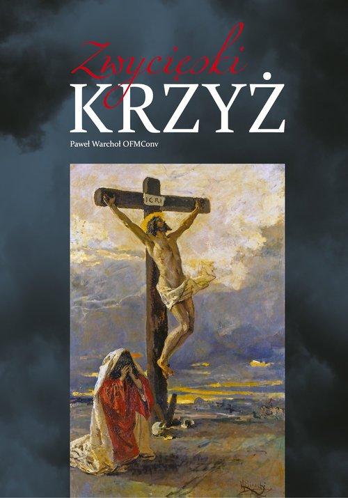 Zwycięski Krzyż - okładka książki
