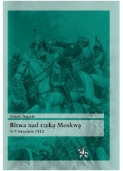 Bitwa nad rzeką Moskwą 5-7 września - okładka książki