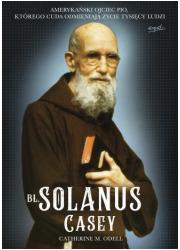 Bł Solanus Casey. Amerykański ojciec - okładka książki