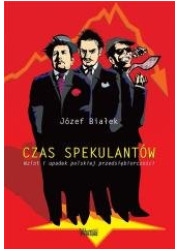 Czas spekulantów - okładka książki