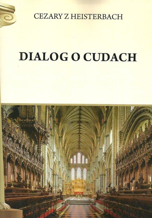 Dialog o cudach - okładka książki