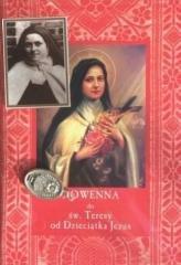 Nowenna do św.Teresy od Dzieciątka - okładka książki