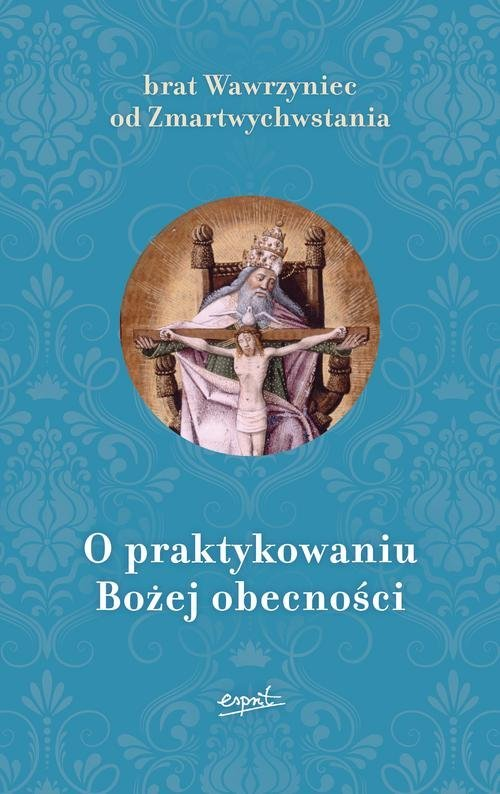 O praktykowaniu Bożej obecności - okładka książki