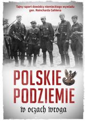 Polskie podziemie w oczach wroga. - okładka książki