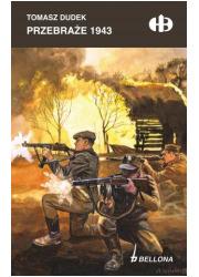 Przebraże 1943 - okładka książki