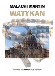 Watykan. Tom 1 - okładka książki