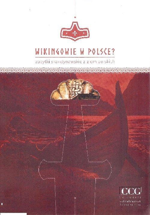 Wikingowie w Polsce? - okładka książki