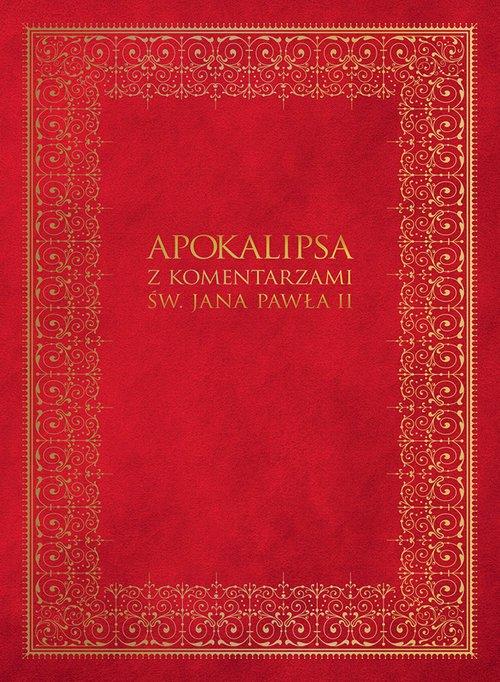 Apokalipsa z komentarzami Jana - okładka książki