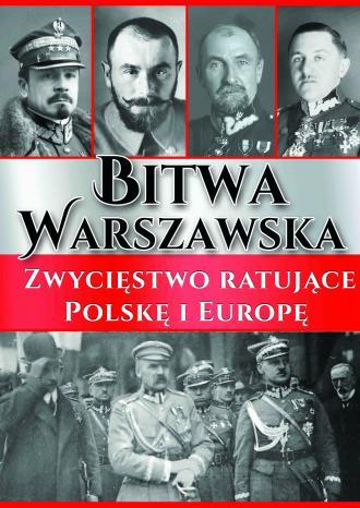 Bitwa Warszawska. Zwycięstwo ratujące - okładka książki