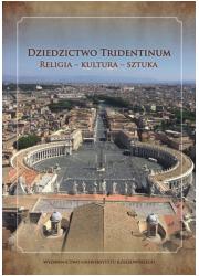 Dziedzictwo Tridentinum. Religia - okładka książki
