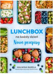 Lunchbox na każdy dzień. Nowe przepisy - okładka książki