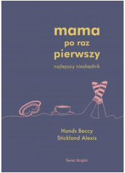 Mama po raz pierwszy - okładka książki