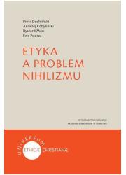 Etyka a problem nihilizmu - okładka książki