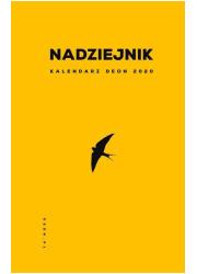 Nadziejnik. Kalendarz Deon 2020 - okładka książki