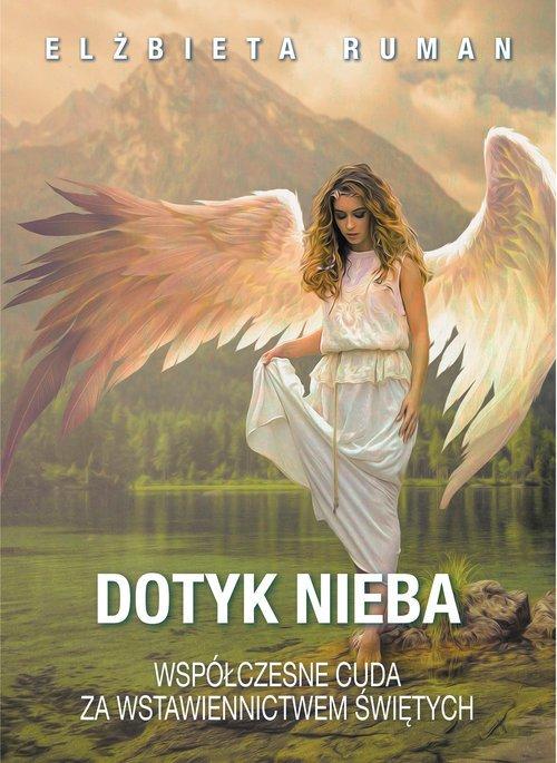 Dotyk Nieba - okładka książki