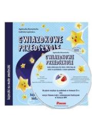 Gwiazdkowe przedszkole - bajka - okładka książki