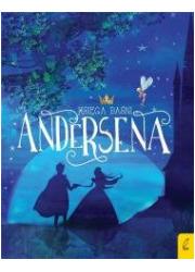 Księga baśni Andersena - okładka książki