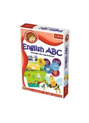 Mały odkrywca - English ABC - okładka książki