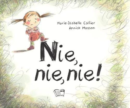 Nie, nie, nie! - okładka książki