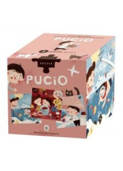 Puzzle 3w1 - Pucio - okładka książki
