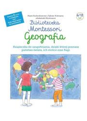 Biblioteczka Montessori. Geografia - okładka książki