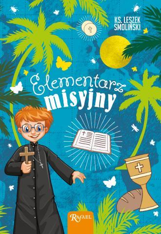 Elementarz misyjny - okładka książki