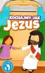 Kochajmy jak Jezus - okładka książki