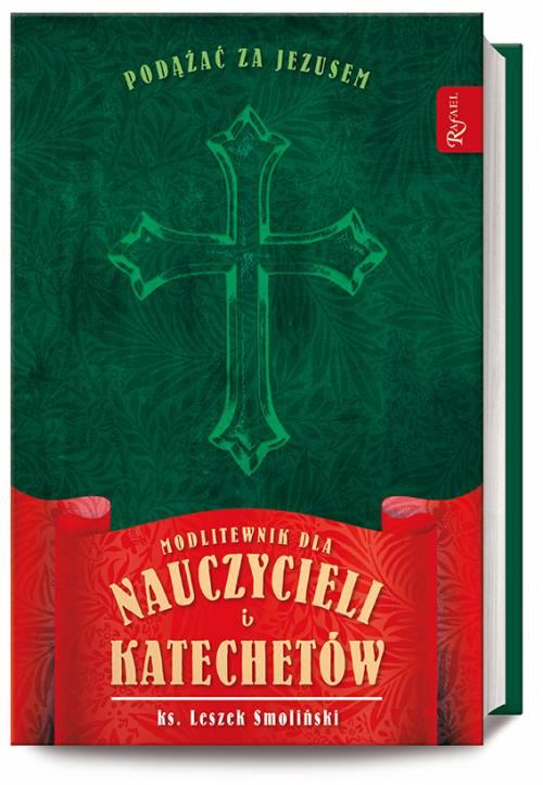Modlitewnik dla nauczycieli i Katechetów. - okładka książki