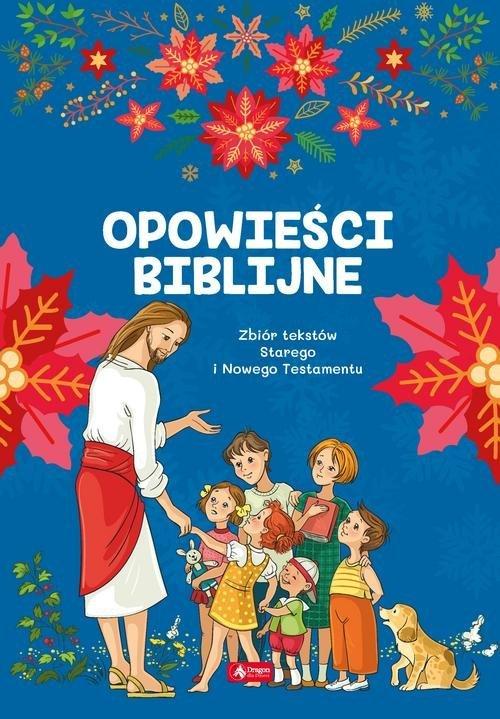 Opoweści biblijne - okładka książki