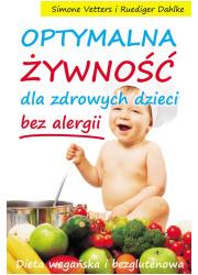 Optymalna żywność dla zdrowych - okładka książki