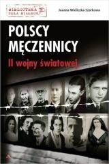 Polscy męczennicy II wojny światowej - okładka książki