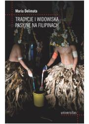 Tradycje i widowiska pasyjne na - okładka książki