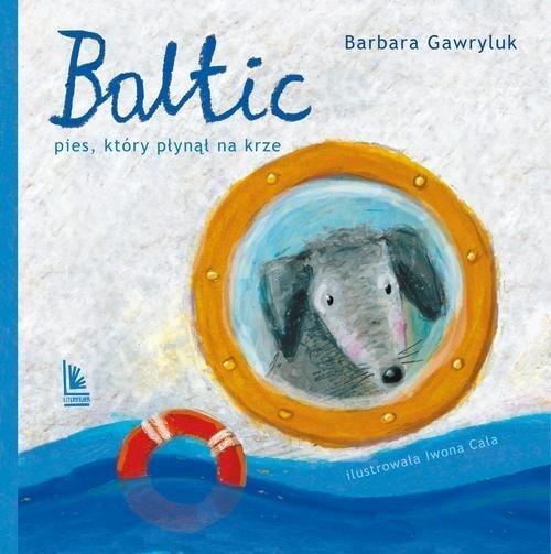 Baltic. Pies, który płynął na krze - okładka książki