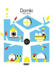 Domki - okładka książki