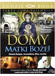 Domy Matki Bożej. Film DVD - okładka filmu