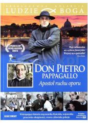 Don Pietro Pappagallo. Apostoł - okładka filmu