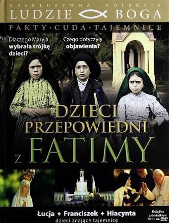 Dzieci przepowiedni z Fatimy (DVD) - okładka filmu