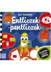 Entliczek-pentliczek - okładka książki