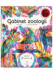 Gabinet zoologii - okładka książki