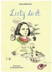 Listy do A. Mieszka z nami Alzheimer - okładka książki