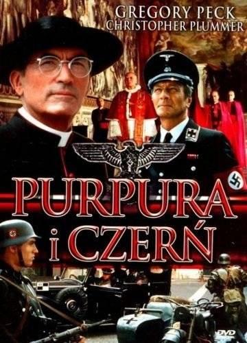 Purpura i czerń (DVD) - okładka filmu