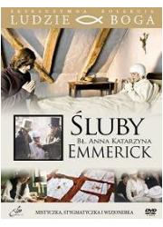 Śluby błogosławionej Anny Katarzyny - okładka filmu
