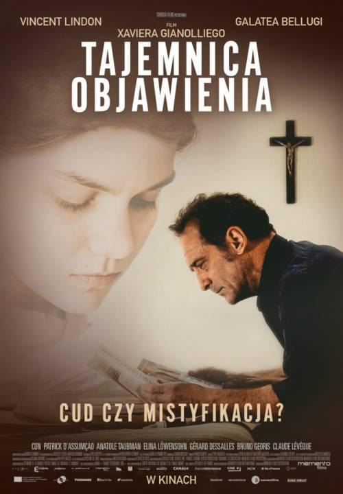 Tajemnica Objawienia (DVD) - okładka filmu