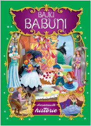 Bajki babuni - okładka książki