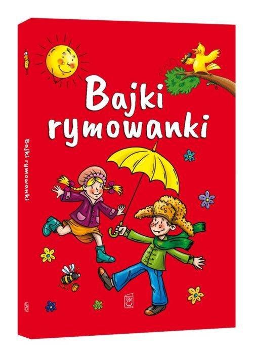 Bajki Rymowanki - okładka książki