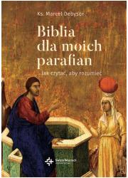 Biblia dla moich. parafian Jak - okładka książki